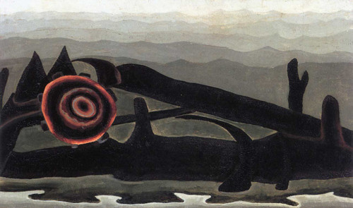Ferry Boat Wreck By Arthur Dove