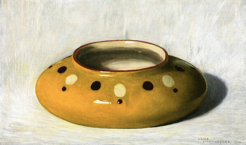 Flower Bowl By Hans Emmenegger
