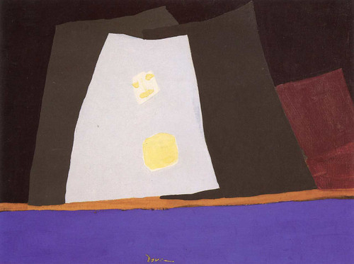 Flat Surfaces By Arthur Dove