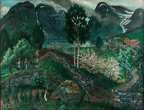 From Sunde By Nicolai Astrup