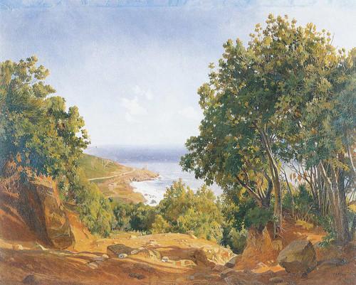 Livorno By Nikolai Nikolaevich Ge