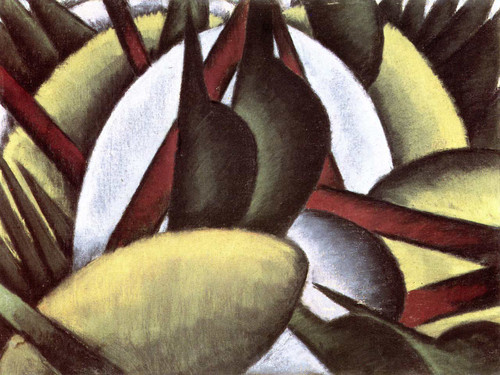 Plant Forms By Arthur Dove