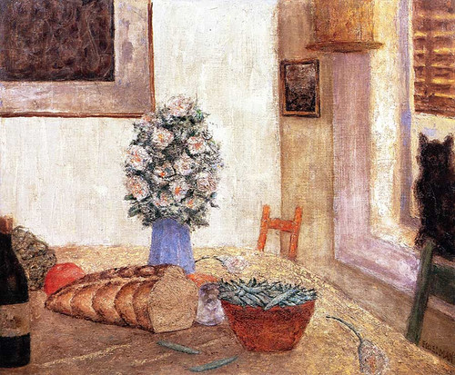 Still Life With Barcha By Arnold Friedman
