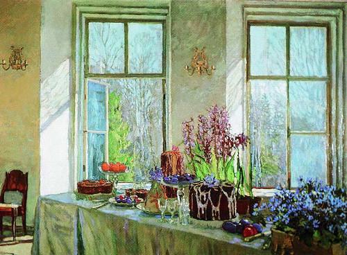 Easter By Stanislav Zhukovsky