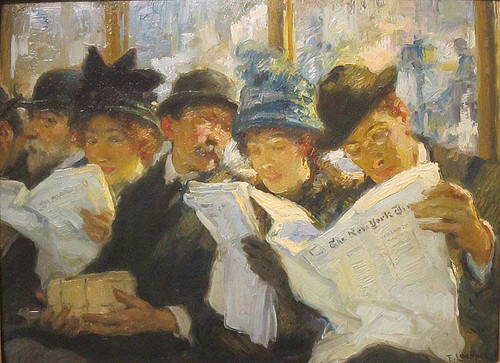 Morning News By Francis Luis Mora