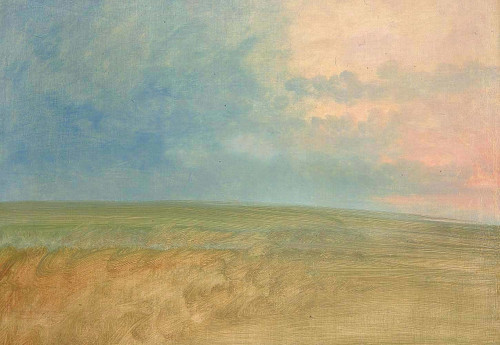 Landscape Background 9 By George Catlin
