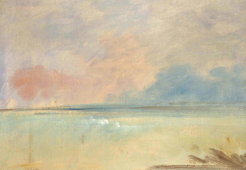 Landscape Background By George Catlin