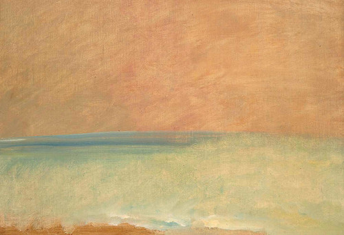 Landscape Background 5 By George Catlin