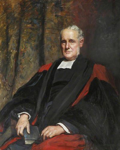 Henry Boyd Principal By Hubert Von Herkomer
