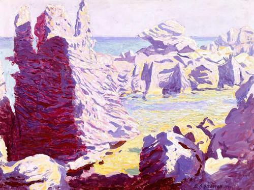 Bermuda by Edwin Ambrose Webster