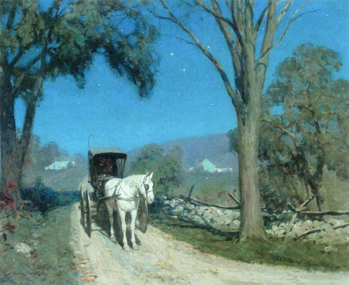 Moonshine By Victor Coleman Anderson