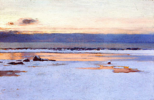 Afterglow By William Blair Bruce