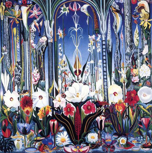 Flowers Italy By Joseph Stella