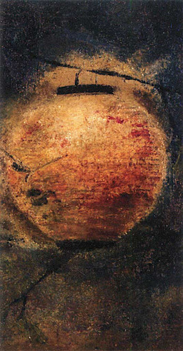 Japanese Lantern By Ralph Albert Blakelock