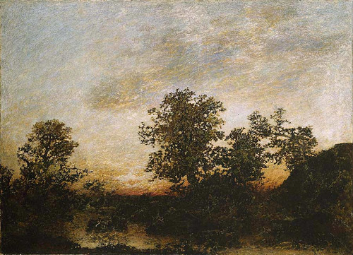 After Sundown By Ralph Albert Blakelock