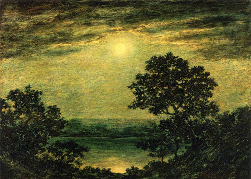 Moonlight 4 By Ralph Albert Blakelock