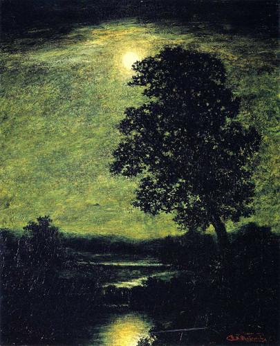 Moonlight 2 By Ralph Albert Blakelock