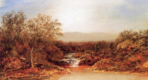 A Mountain Watershed By Ralph Albert Blakelock