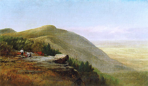 Mist In The Valley By Ralph Albert Blakelock