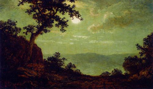 Moonlight 3 By Ralph Albert Blakelock