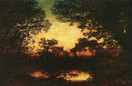 Twilight Mood By Ralph Albert Blakelock