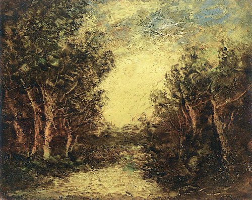 Dancing Trees By Ralph Albert Blakelock