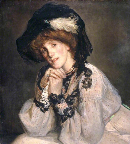 Miss Winny Macewan By Jacques Emile Blanche