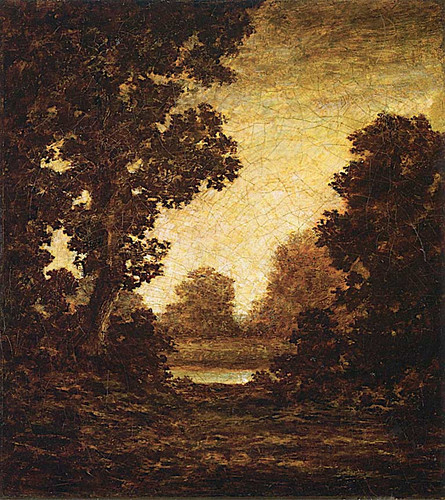 Night Glow By Ralph Albert Blakelock