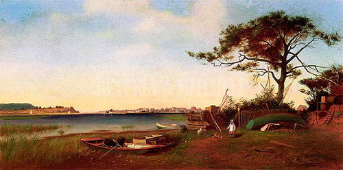 Seabright From Galilee by Francis A. Silva