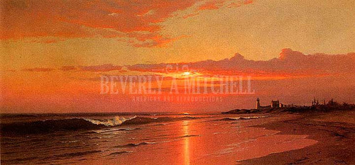 Sunrise Marine View1 by Francis A. Silva
