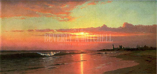 Sunrise Marine View by Francis A. Silva