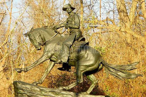 Cowboy (Philadelphia) by Frederic Remington