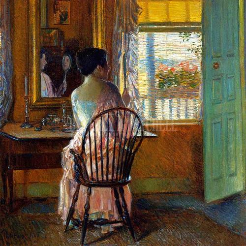 Morning Light by Frederick Childe Hassam