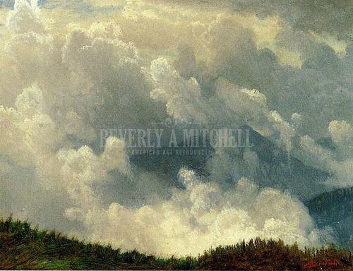 Mountain Mist by Albert Bierstadt