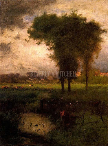 Summer Montclair by George Inness
