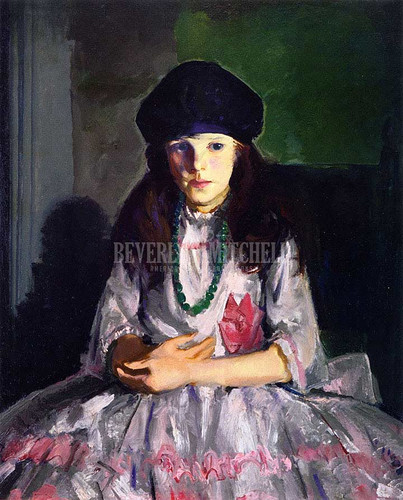 Margarite by George Wesley Bellows