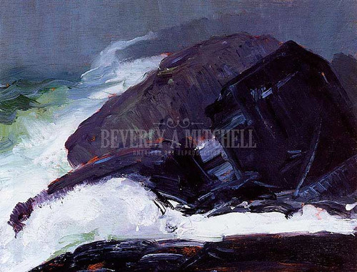 Tang Of The Sea by George Wesley Bellows