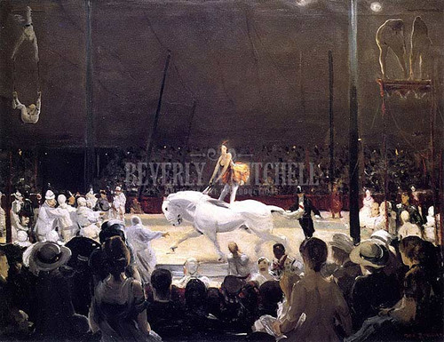 The Circus by George Wesley Bellows
