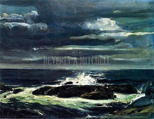 The Sea by George Wesley Bellows