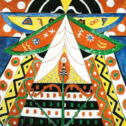 Painting No. 50 by Marsden Hartley