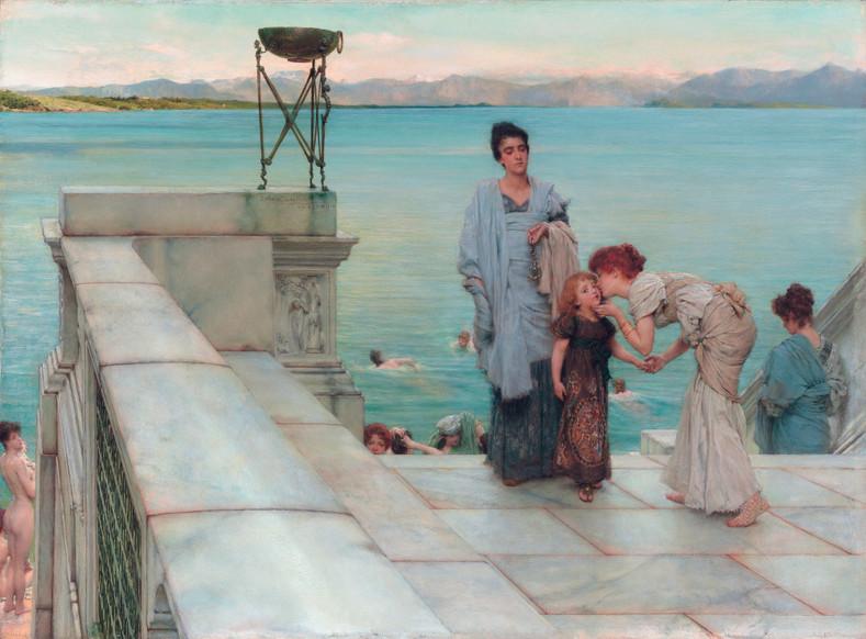 Sir Lawrence Almer Tadema (1836-1912)