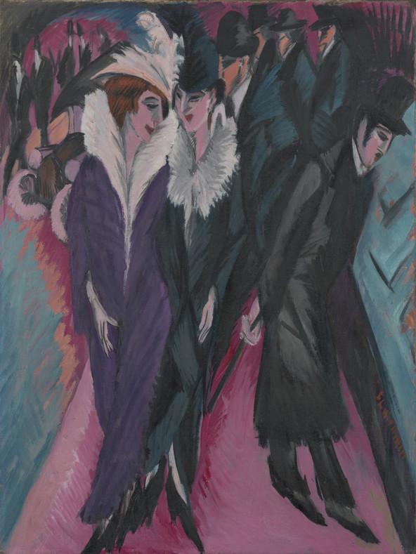 Ernst Ludwig Kirchner (6 May 1880 – 15 June 1938)