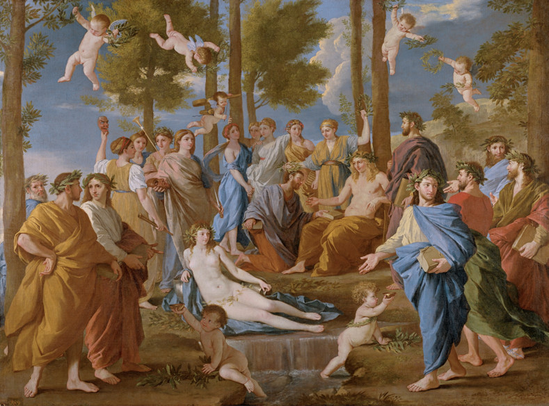 Nicholas Poussin (June 1594 – November 19, 1665)