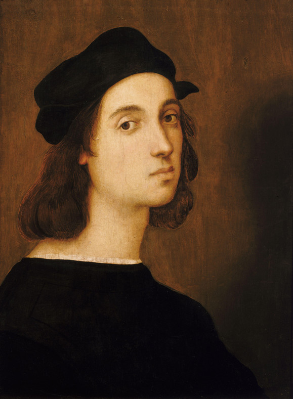 Rafael or Raphael Sanzio (March 28 or April 6, 1483 - April 6, 1520 (aged 37))