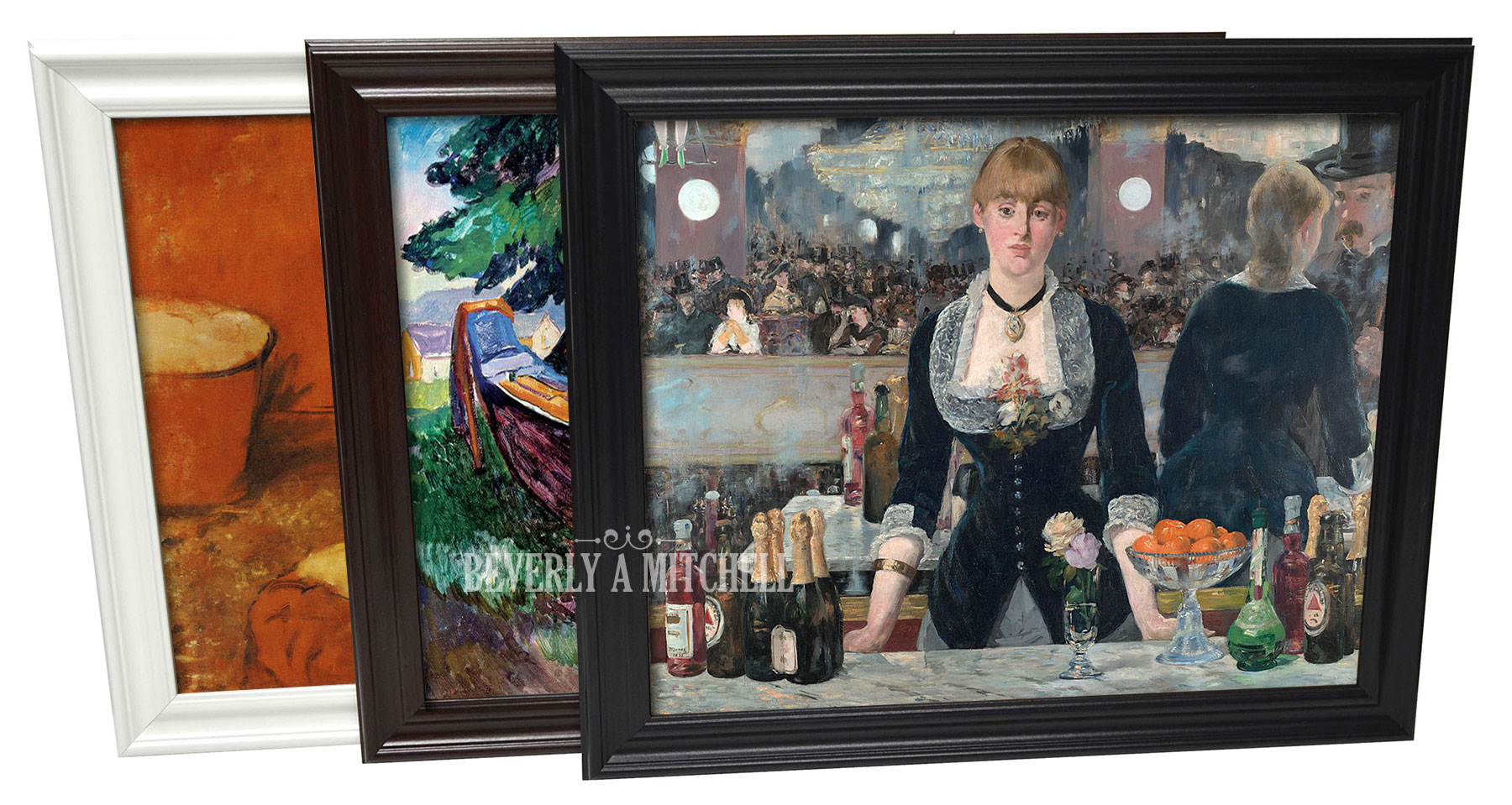 Beverly A Mitchell Frames