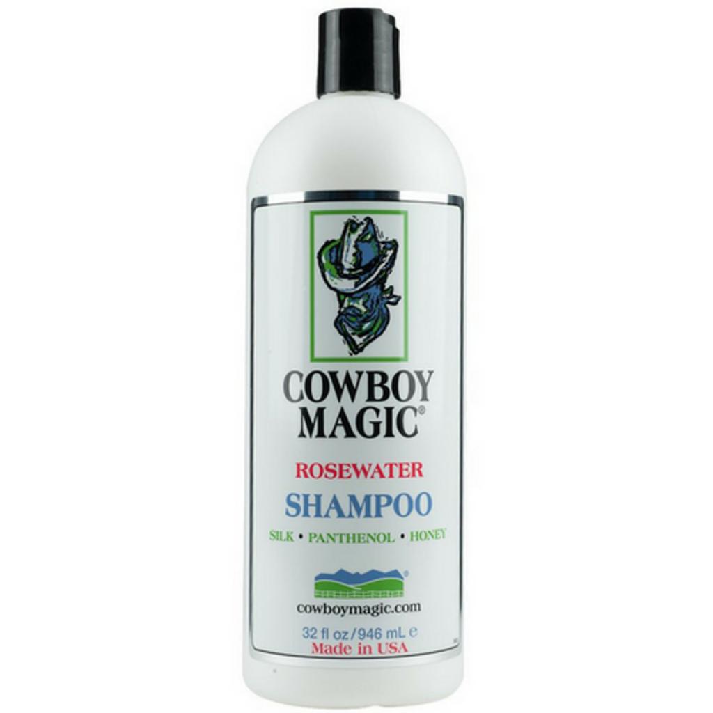 COWBOY MAGIC ROSEWATER SHAMPOO 32 OZ