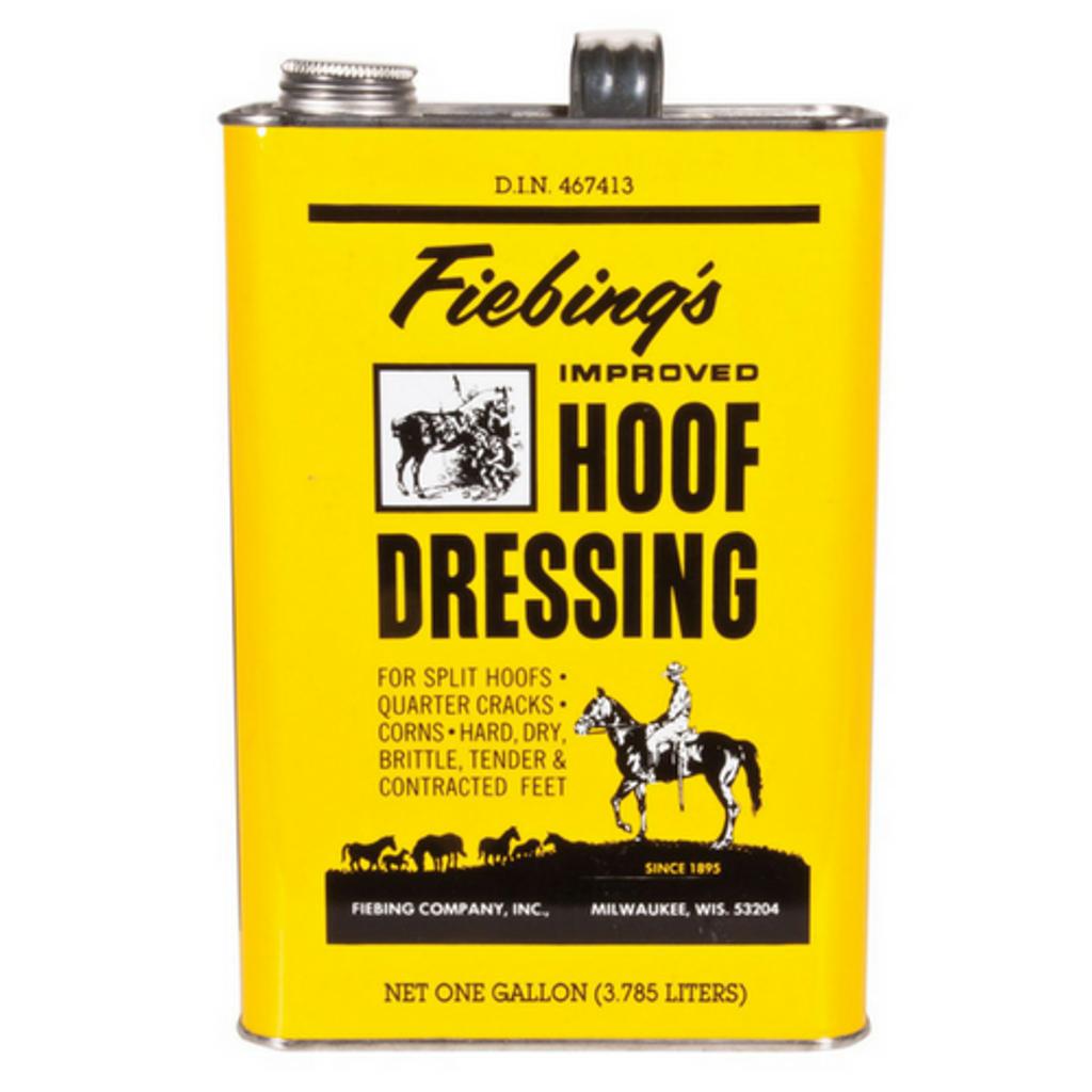 FIEBING'S HOOF DRESSING 1 GAL