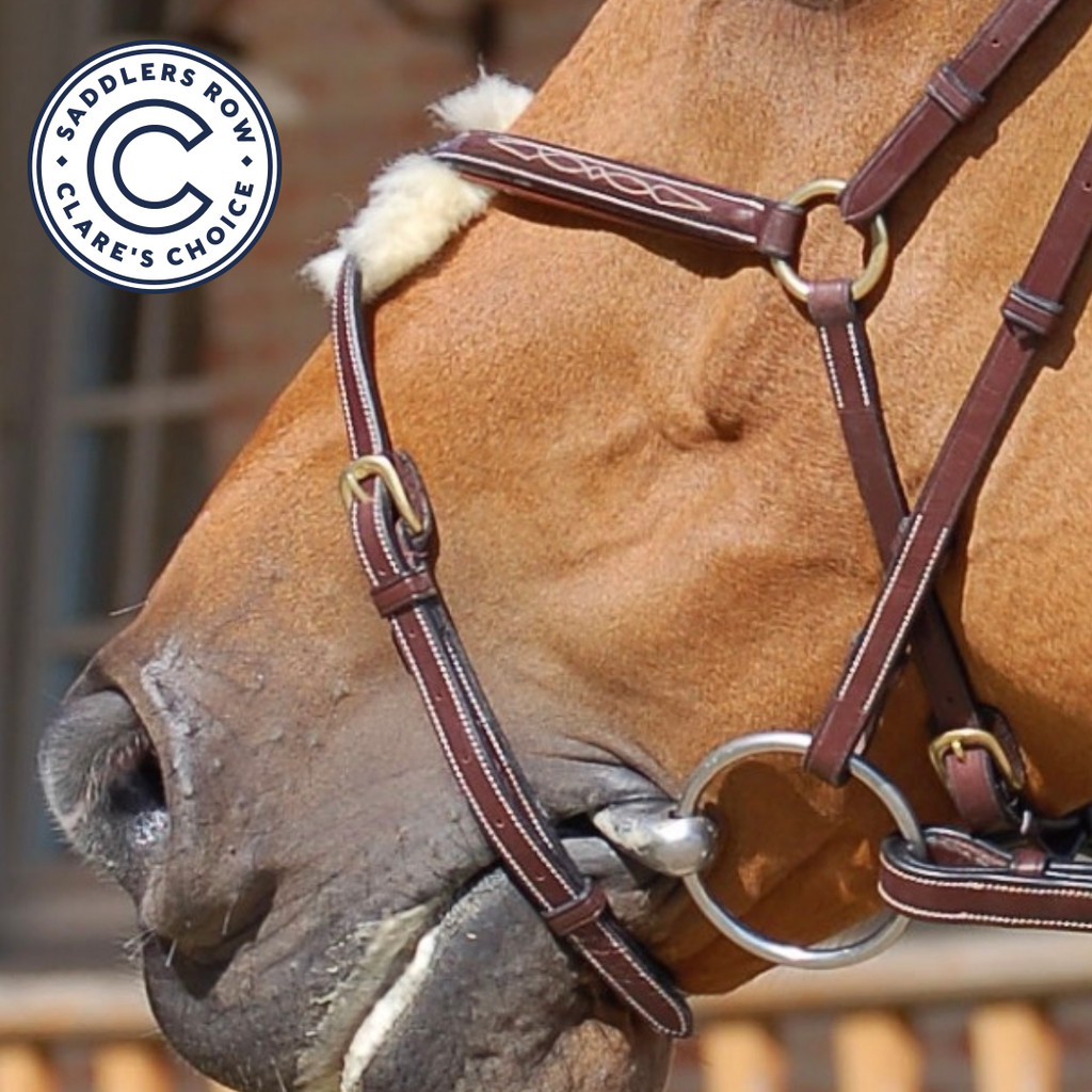 DY'ON FANCY FIGURE 8 BRIDLE