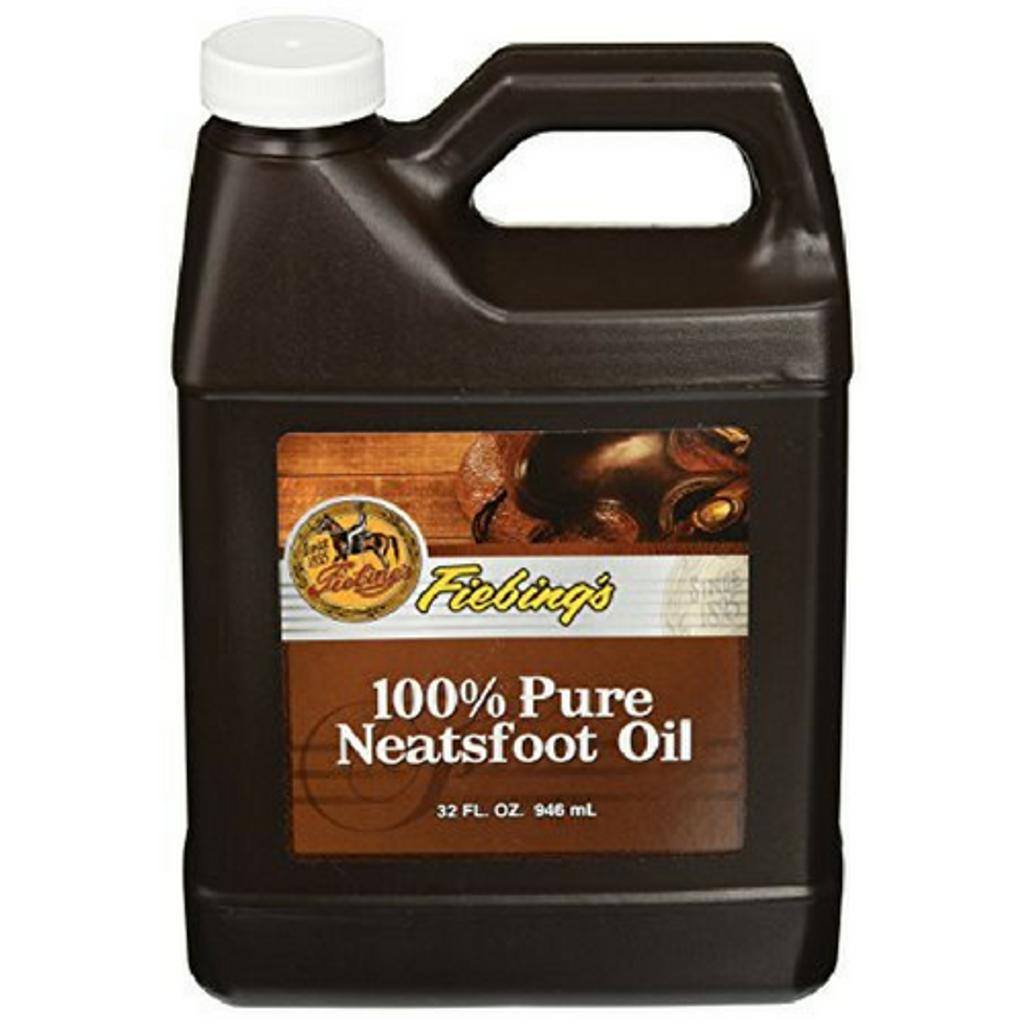 FIEBING'S PURE NEATSFOOT OIL 32 OZ
