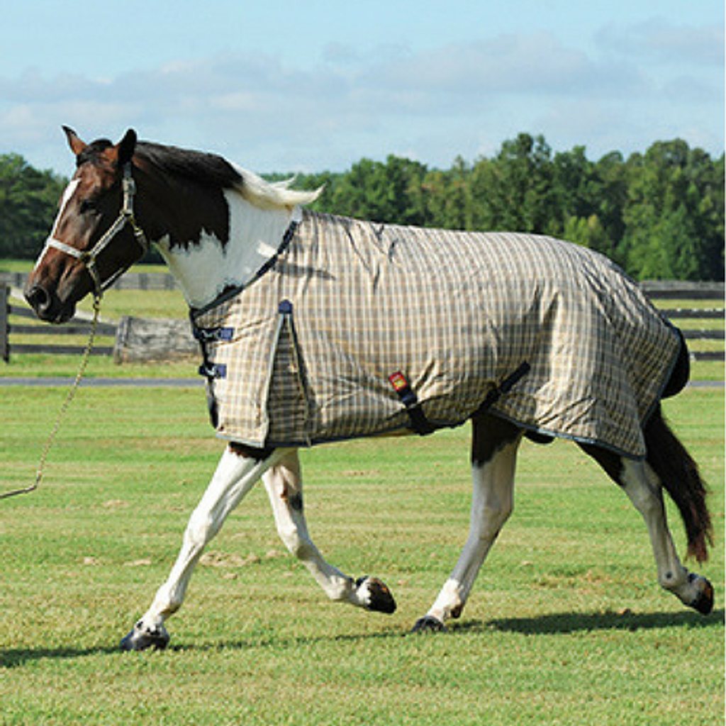 BAKER HEAVYWEIGHT TURNOUT BLANKET - 400 G